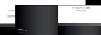 modele depliant 2 volets  4 pages  standard texture contexture MLGI47341