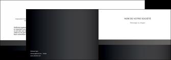 personnaliser modele de depliant 2 volets  4 pages  standard texture contexture MLGI47343