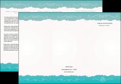 imprimerie depliant 3 volets  6 pages  texture contexture structure MLGI47579