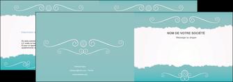 personnaliser modele de depliant 2 volets  4 pages  texture contexture structure MLGI47589
