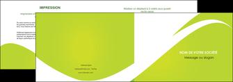 impression depliant 2 volets  4 pages  texture contexture structure MLIG47889