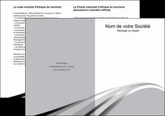 creation graphique en ligne depliant 2 volets  4 pages  texture contexture structure MLIG48011