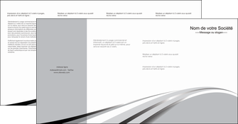 exemple depliant 4 volets  8 pages  texture contexture structure MLIG48045