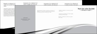 creer modele en ligne depliant 4 volets  8 pages  texture contexture structure MLIG48047