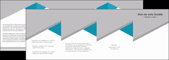 modele en ligne depliant 4 volets  8 pages  texture contexture structure MIS48101