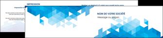 personnaliser modele de depliant 2 volets  4 pages  texture contexture structure MIF48195