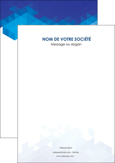 imprimer flyers texture contexture structure MIF48229