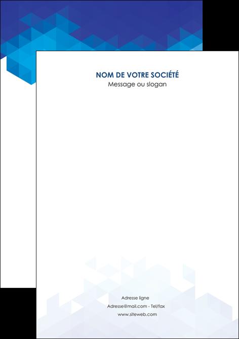 modele flyers texture contexture structure MLGI48231