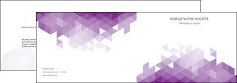 exemple depliant 2 volets  4 pages  texture contexture structure MIF48397