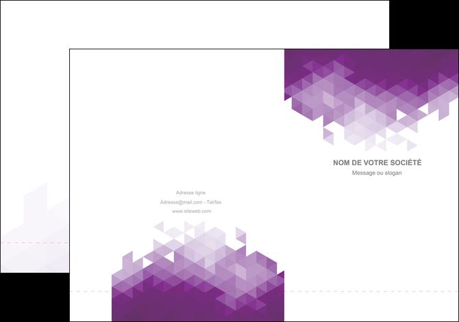 personnaliser maquette pochette a rabat texture contexture structure MIF48399