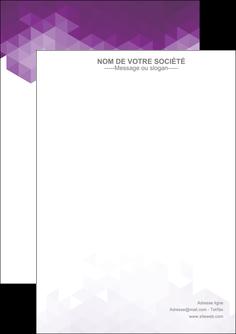 personnaliser modele de flyers texture contexture structure MIF48413