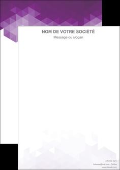 faire modele a imprimer flyers texture contexture structure MIF48415