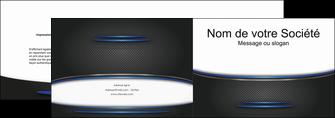 modele en ligne depliant 2 volets  4 pages  texture contexture structure MIF49087