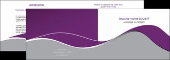 creer modele en ligne depliant 2 volets  4 pages  texture contexture structure MLGI49305