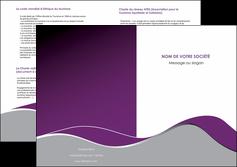 imprimer depliant 2 volets  4 pages  texture contexture structure MLGI49329