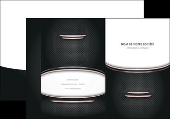 faire modele a imprimer pochette a rabat texture contexture structure MIF49905
