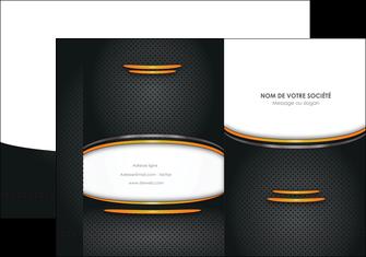 personnaliser maquette pochette a rabat texture contexture structure MIF49959
