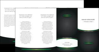 personnaliser maquette depliant 4 volets  8 pages  texture contexture structure MLGI49979