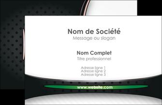 Commander Carte De Visite Soft Touch Et Vernis Selectif
