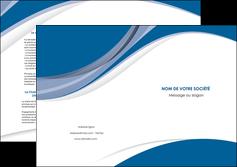 personnaliser maquette depliant 2 volets  4 pages  texture contexture structure MIF50151