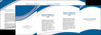 impression depliant 4 volets  8 pages  texture contexture structure MLIG50195