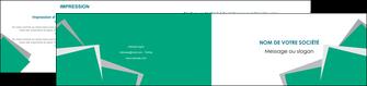 personnaliser maquette depliant 2 volets  4 pages  texture contexture structure MIF50207