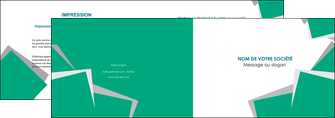 maquette en ligne a personnaliser depliant 2 volets  4 pages  texture contexture structure MLIG50225