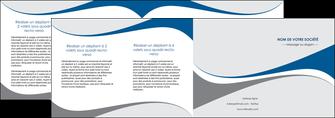 creation graphique en ligne depliant 4 volets  8 pages  texture contexture structure MLIG50511