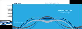 imprimer depliant 2 volets  4 pages  texture contexture structure MLIG50549
