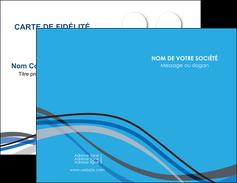 Commander carte de visite impression a chaud  Carte commerciale de fidélité carte-de-visite-impression-a-chaud Carte de visite Double - Portrait