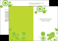 imprimerie depliant 2 volets  4 pages  texture contexture structure MIF50583