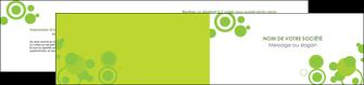 faire modele a imprimer depliant 2 volets  4 pages  texture contexture structure MLGI50587