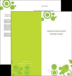 imprimer depliant 2 volets  4 pages  texture contexture structure MLGI50595
