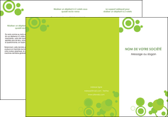 impression depliant 3 volets  6 pages  texture contexture structure MLIG50597