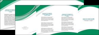 maquette en ligne a personnaliser depliant 4 volets  8 pages  texture contexture structure MLGI50691