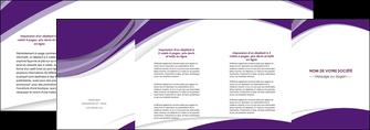 creation graphique en ligne depliant 4 volets  8 pages  texture contexture structure MLIGBE50743