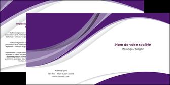 modele en ligne depliant 2 volets  4 pages  texture contexture structure MLIG50755