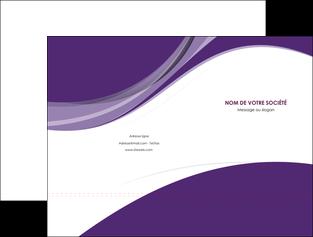 realiser pochette a rabat texture contexture structure MIF50771