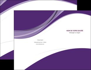 personnaliser modele de pochette a rabat texture contexture structure MIF50773