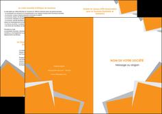 creation graphique en ligne depliant 2 volets  4 pages  texture contexture structure MLIG50867