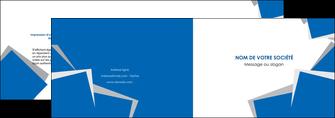 cree depliant 2 volets  4 pages  texture contexture structure MIF50943
