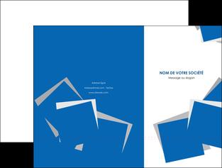 realiser pochette a rabat texture contexture structure MIF50945