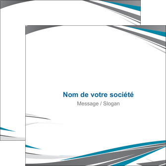 Impression misty flyers it  devis d'imprimeur publicitaire professionnel Flyers Carré 14,8 x 14,8 cm