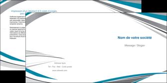 modele depliant 2 volets  4 pages  texture contexture structure MIF50983