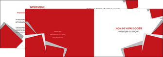 imprimer depliant 2 volets  4 pages  texture contexture structure MIF51043