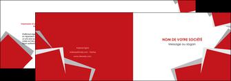 impression depliant 2 volets  4 pages  texture contexture structure MLGI51045