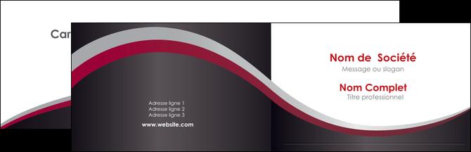 maquette en ligne a personnaliser carte de visite texture contexture structure MIF51519