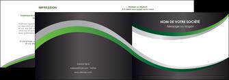 imprimer depliant 2 volets  4 pages  texture contexture structure MIF51675