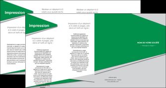 exemple depliant 4 volets  8 pages  texture contexture fond MLGI52505