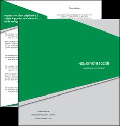 maquette en ligne a personnaliser depliant 2 volets  4 pages  texture contexture fond MLGI52521